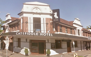 Cat and Fiddle Pub Sydney
